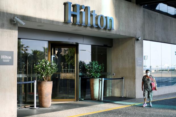 2.100 kantoorbanen op de tocht bij Hotelketen Hilton