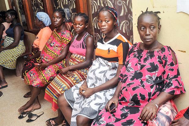 VN-top Nairobi (Kenia) zet in op zorg voor vrouwen en meisjes