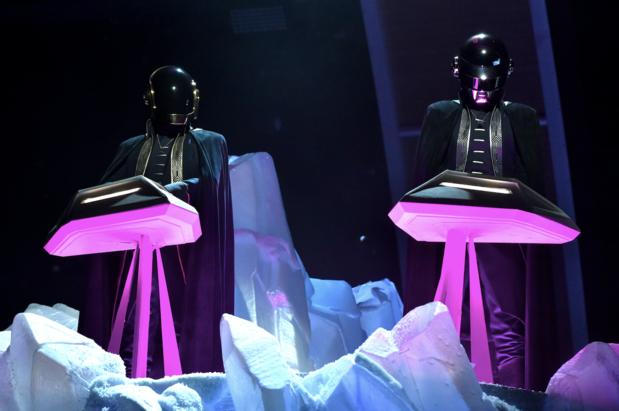Daft Punk stopt ermee
