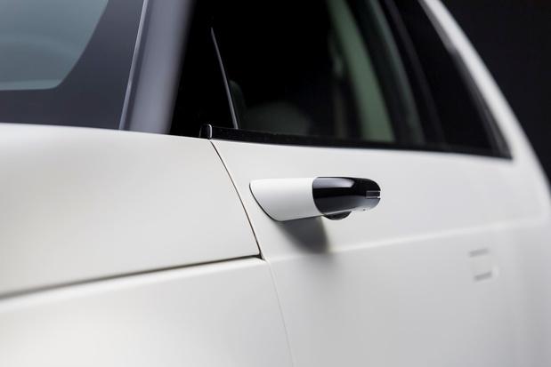 Cameraspiegels voor de elektrische Honda e