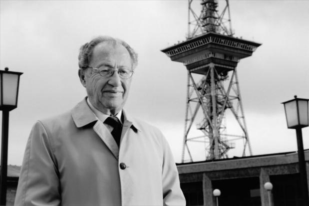 Concertmeester van Berlijnse Filharmonie Hellmut Stern overleden
