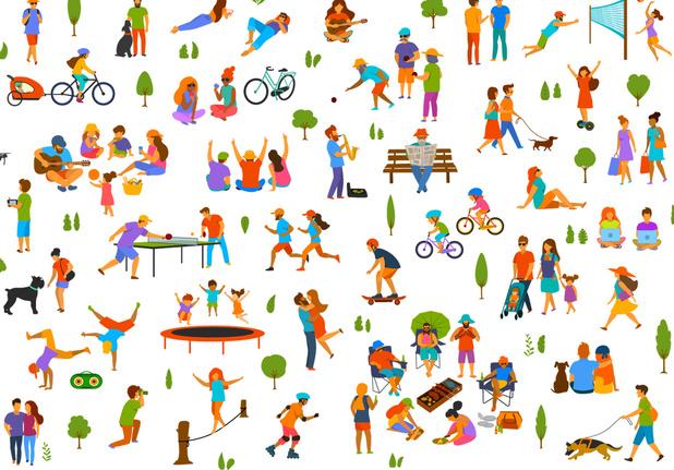 Food, ciné, musique, pétanque, zéro déchet: Tour & Taxis risque d'être l'une des places to be bruxelloises de l'été