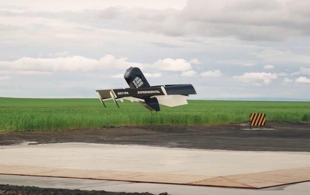 Amazon présente un nouveau drone de livraison
