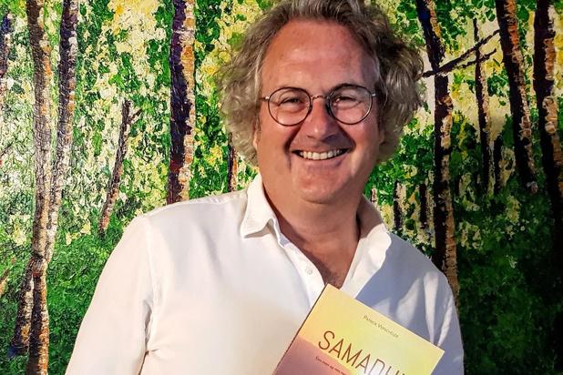 Patrick Verschelde neemt je mee naar het centrum van zijn ziel via roman Samadhi