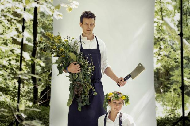 Deze drie chefs geven groenten een ereplaats: 'In onze gerechten zijn groenten altijd het hoofdingrediënt'