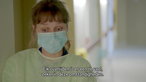 Corona in een woonzorgcentrum: het relaas van een palliatief verpleegkundige