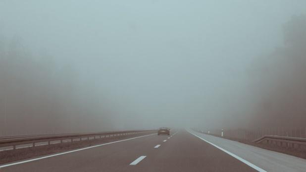 La Belgique se réveille de nouveau dans un épais brouillard