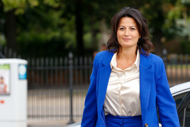 Stephanie D'Hose (Open VLD) wordt Senaatsvoorzitster