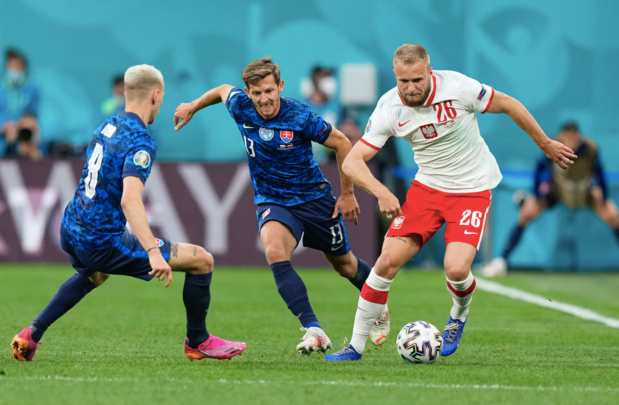 Polen verliest openingsmatch tegen verrassend sterk Slovakije