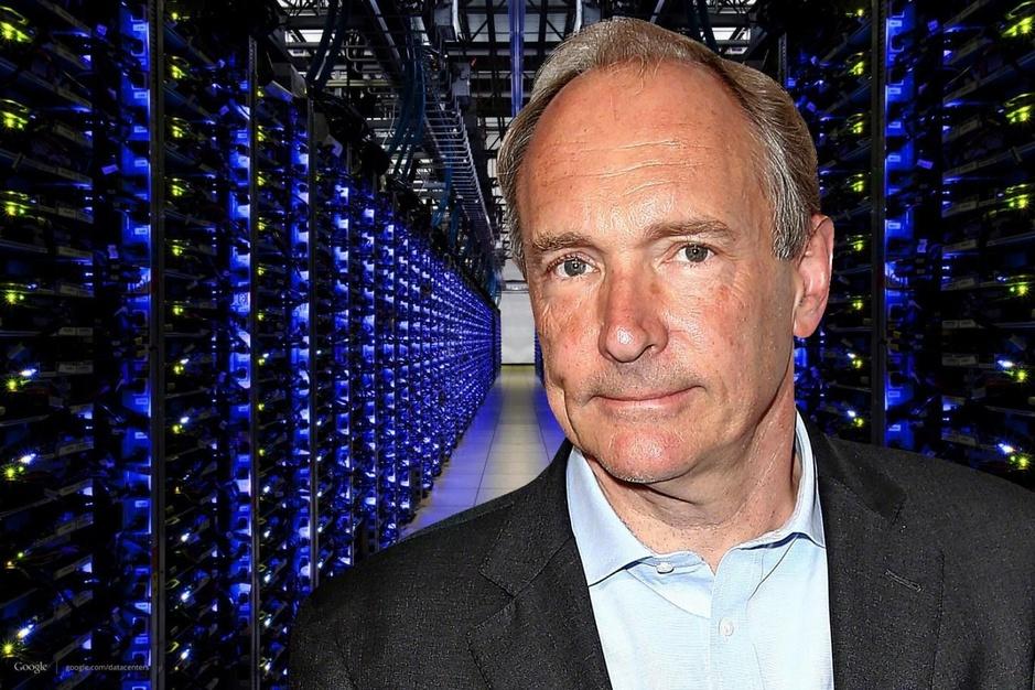 Interview Tim Berners-Lee: 'Je eigen data zijn veel belangrijker voor jou dan voor eender wie anders'