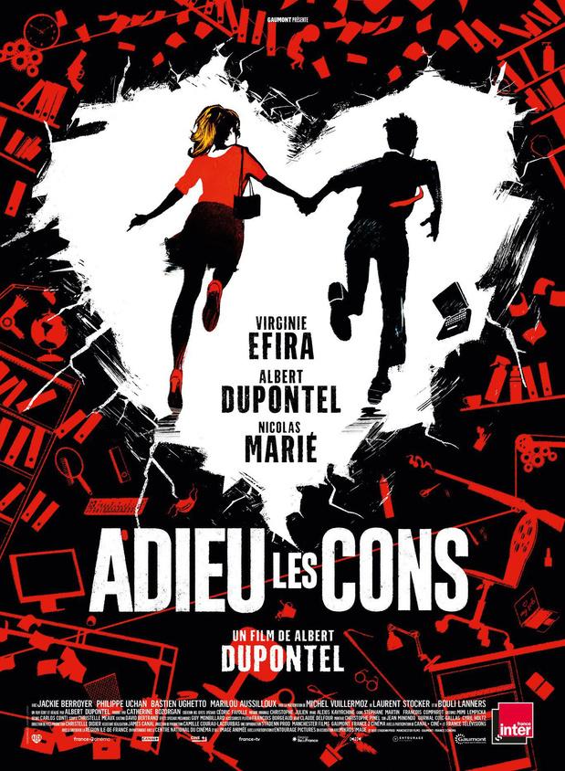 [Le film de la semaine] Adieu les cons, d'Albert Dupontel