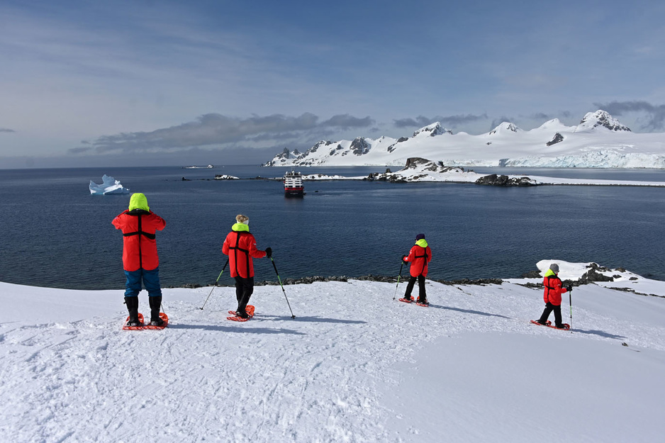 L'Antarctique, nouveau terrain de jeux pour touristes fortunés