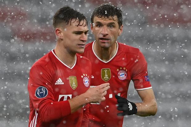 """Pour Kimmich, le Bayern va se qualifier parce qu'il est """"la meilleure équipe"""""""