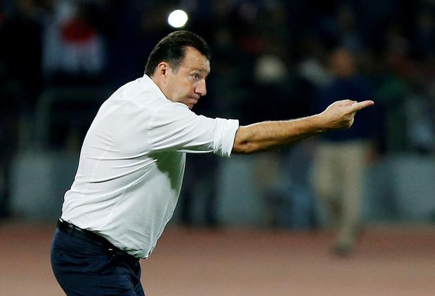 Marc Wilmots n'est plus le coach de l'Iran