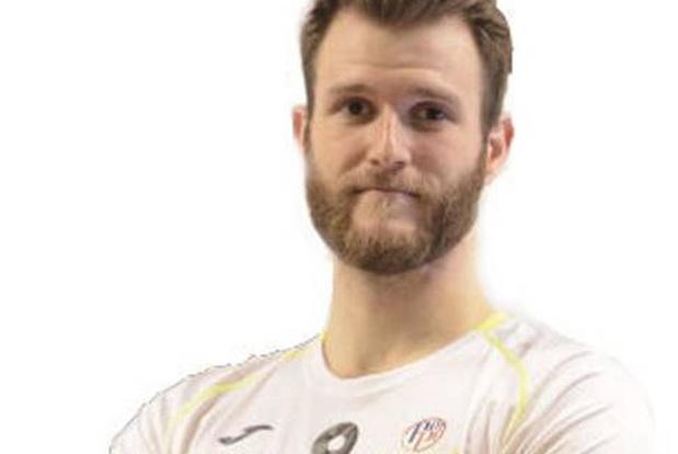 Canadees Jayson McCarthy versterkt Knack Volley Roeselare