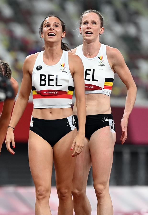 Tokyo 2021: Record de Belgique et finale du 4X400 m pour les Belgian Cheetahs