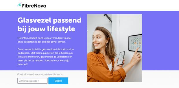 Moederbedrijf Telenet promoot opnieuw niet-bestaand glasvezelaanbod (update)
