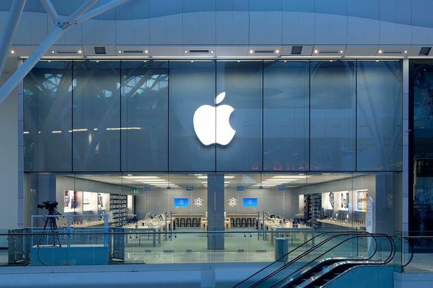 Enorme Apple-roof in Engeland: voor 7,4 miljoen euro aan spullen weg
