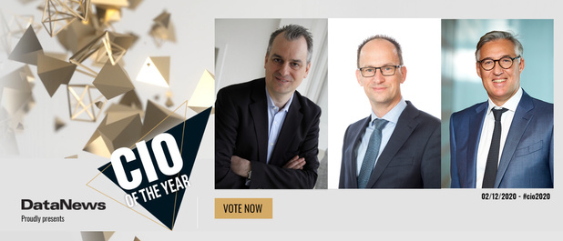 Wie wordt CIO of the Year? Stem nu!