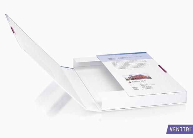 Bedrukte doosbanden: fraaie presentatie van losbladige documentatie