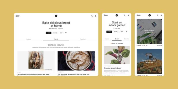 Google lanceert Pinterest-concurrent Keen