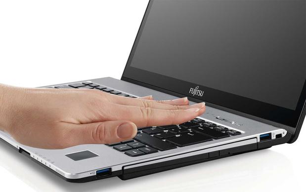 PerfectID laat je deuren open en documenten ondertekenen met het aderpatroon in je hand