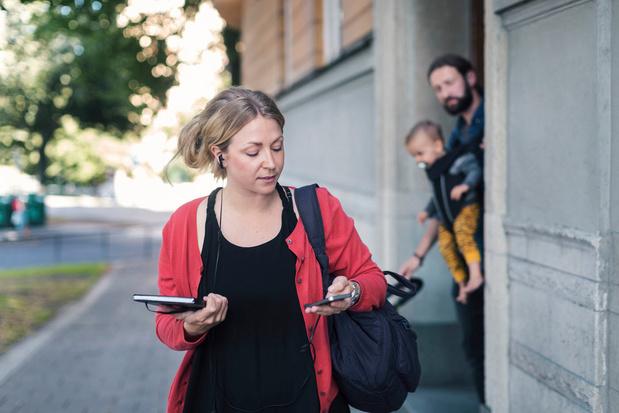 Vrouw die meer verdient dan mannelijke partner is bron van stress