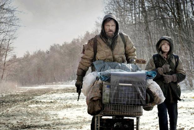 """Viggo Mortensen dans The Road: """"J'ai perdu un sacré paquet de kilos pour être crédible"""""""