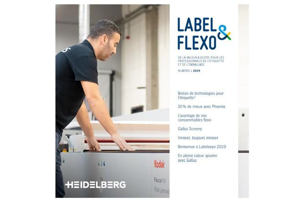 Label & Flexo : lancement d'un nouveau magazine