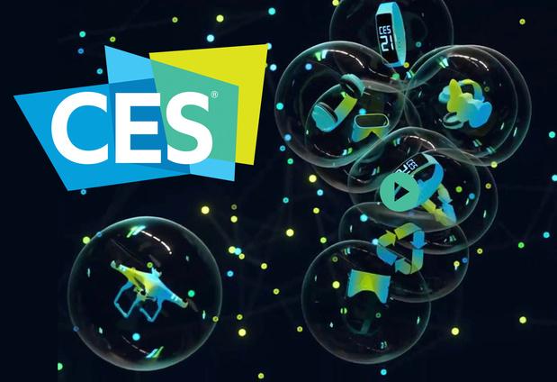De coolste hebbedingen van CES 2021