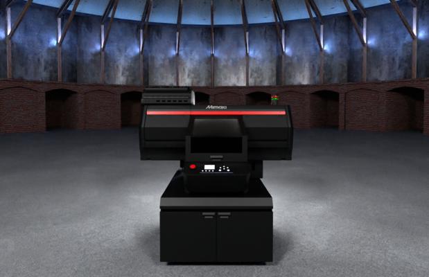 Mimaki illumine le marché de l'impression 3D avec sa nouvelle imprimante 3D couleur jet d'encre UV compacte