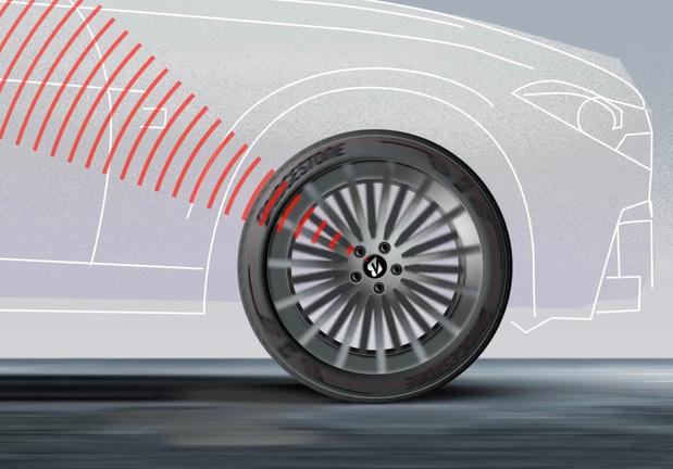 Microsoft en Bridgestone ontwikkelen intelligent bandencontrolesysteem