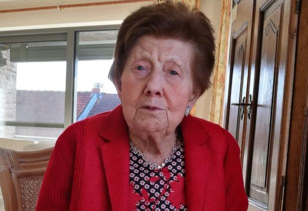 Georgette Verstraete (89) overleden door het coronavirus