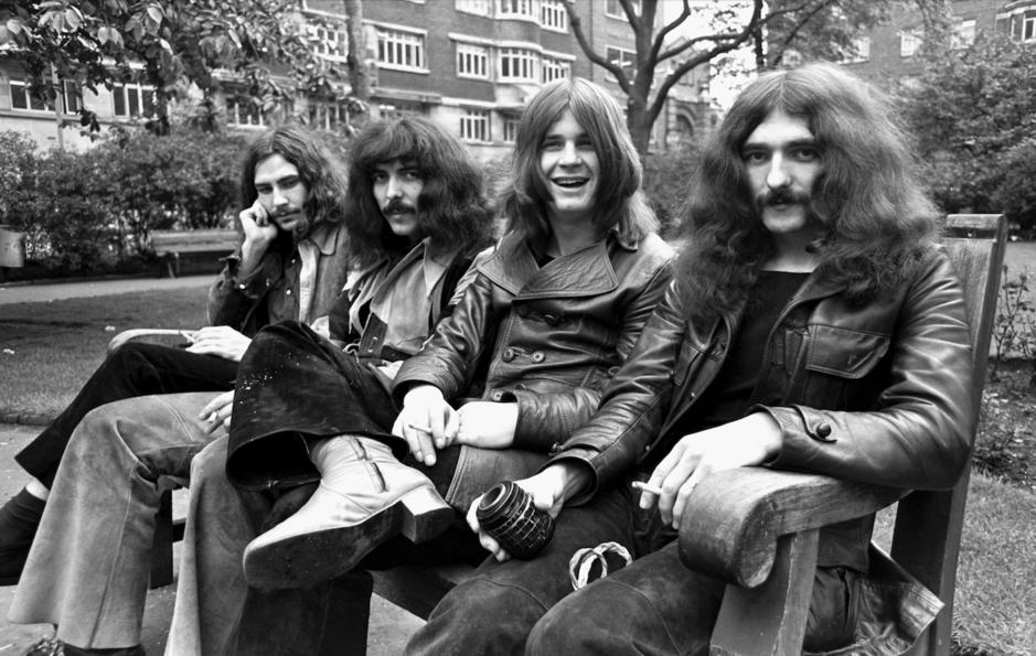 Vijftig jaar geleden maakte Black Sabbath met 'Paranoid' de heilige graal van de heavy metal