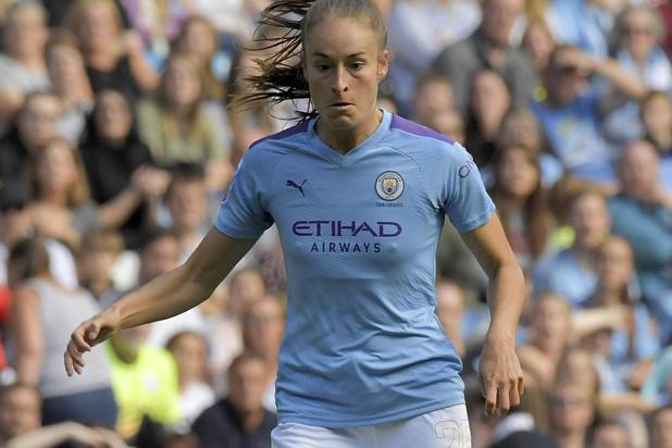 Tessa Wullaert met Manchester City vlot voorbij Lugano in Champions League