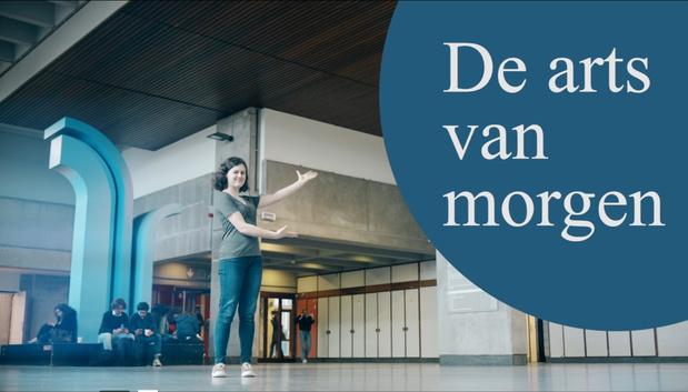 Save the date: symposium 'De Arts van morgen'