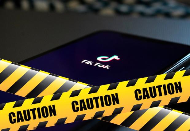 Les Pays-Bas réclament jusqu'à 1,4 milliard d'euros de dommages et intérêts à TikTok