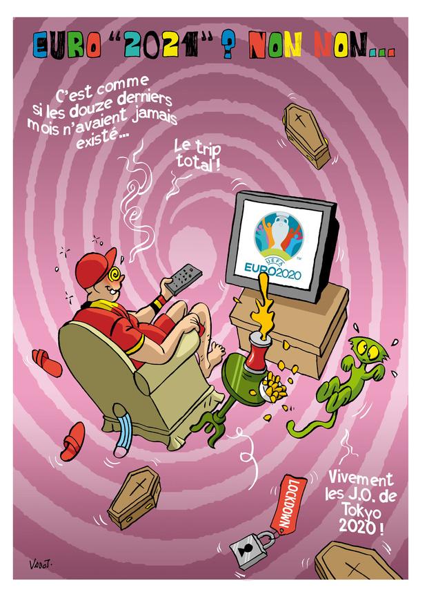 Le Vadot de la semaine sur l'Euro 2020