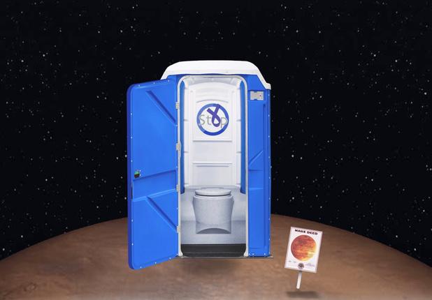 L'ONG Stop Cancer Côlon offre des toilettes à Elon Musk pour sensibiliser au dépistage