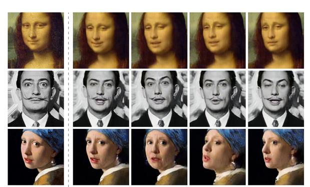 Un nouvel algorithme réalise une pseudo-vidéo sur base d'une simple photo