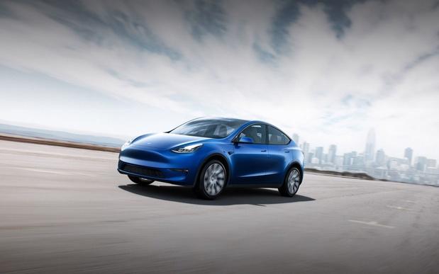 Belgische prijs van Tesla Model Y bekend