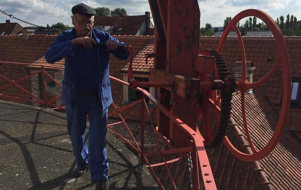 Molenbouwer Roland Wieme verliest de strijd tegen covid