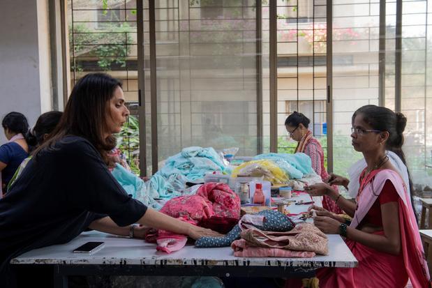Anita Dongre, business women indienne et couturière écoféministe