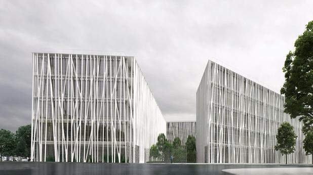 Chanel installe son nouveau site des Métiers d'Art dans un quartier très populaire de Paris (en images)