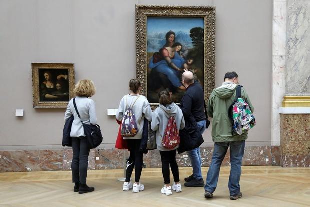 Toutes les oeuvres du Louvre accessibles à tous et gratuitement, en ligne