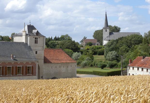 Découverte de Mélin, sacré plus beau village de Wallonie