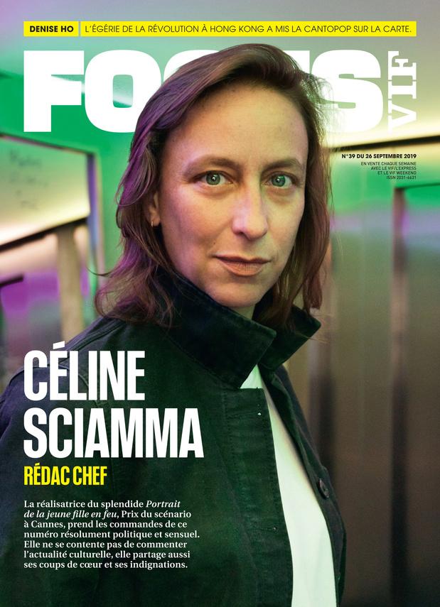 Céline Sciamma rédac' chef: le making of