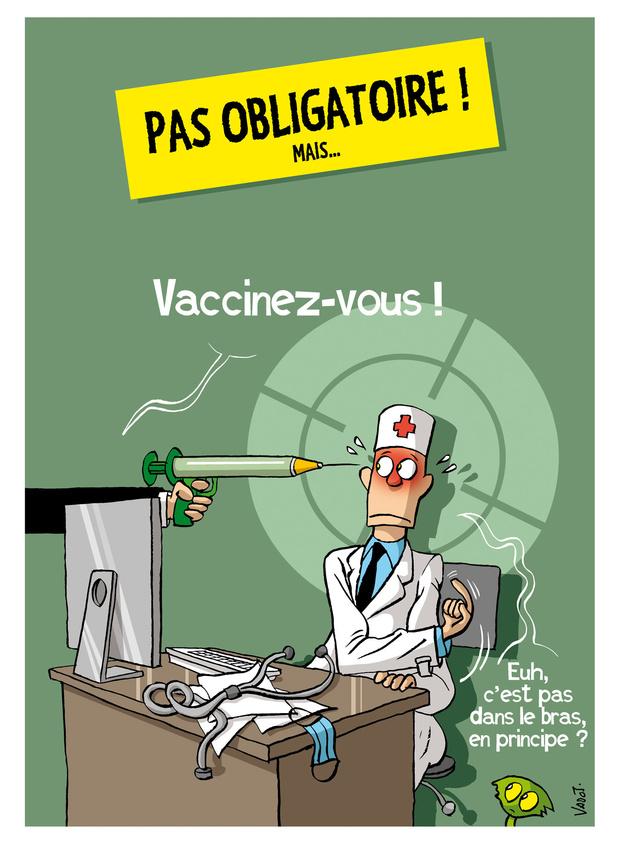 Le Vadot de la semaine sur la vaccination