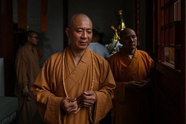 Zhi Xiang, le moine bouddhiste qui sauvait les chiens