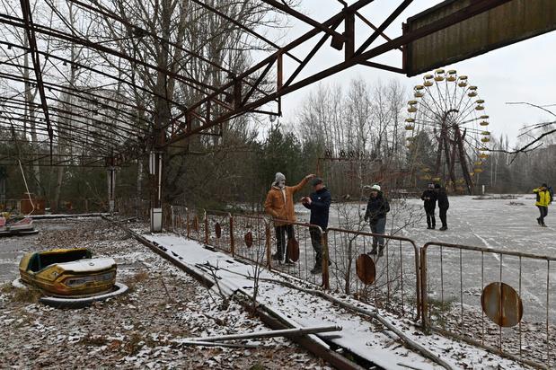 Tchernobyl bientôt inscrit au patrimoine mondial de l'Unesco?